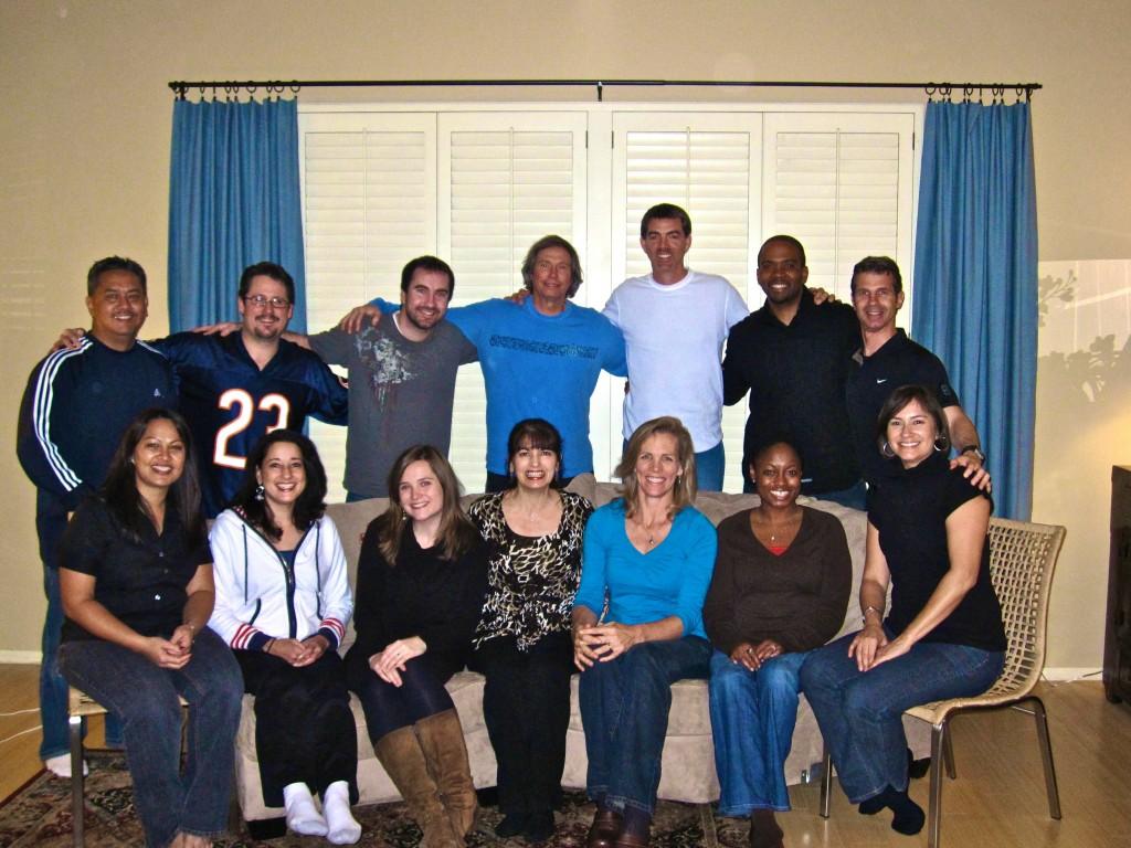Первая встреча центрального совета лидеров в 2008!