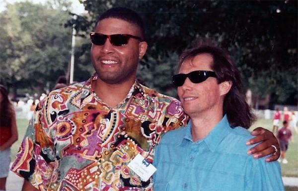 Кори и Кип в 1994!