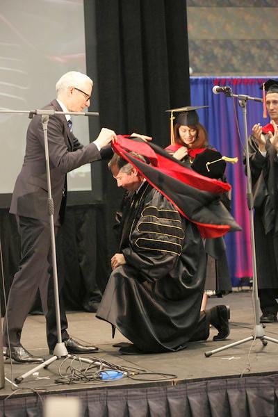 Кип получает степень доктора!