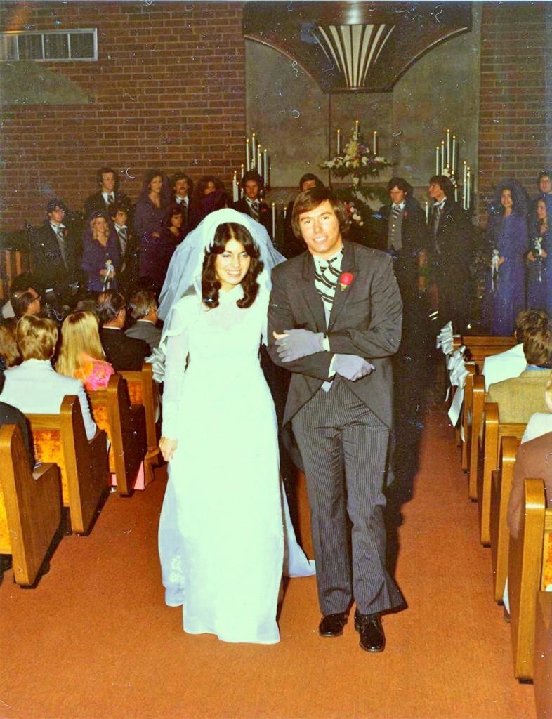 Кип и Елена женятся 11 декабря 1976!