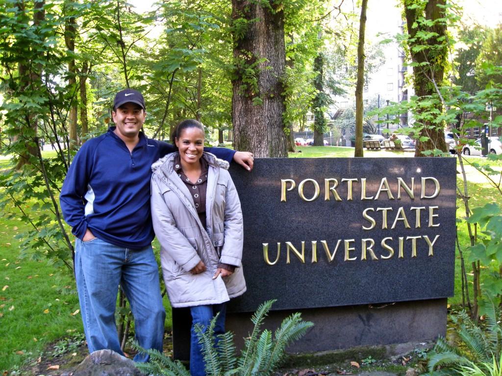 Рон и Трейси Хардинг в конце 2008!