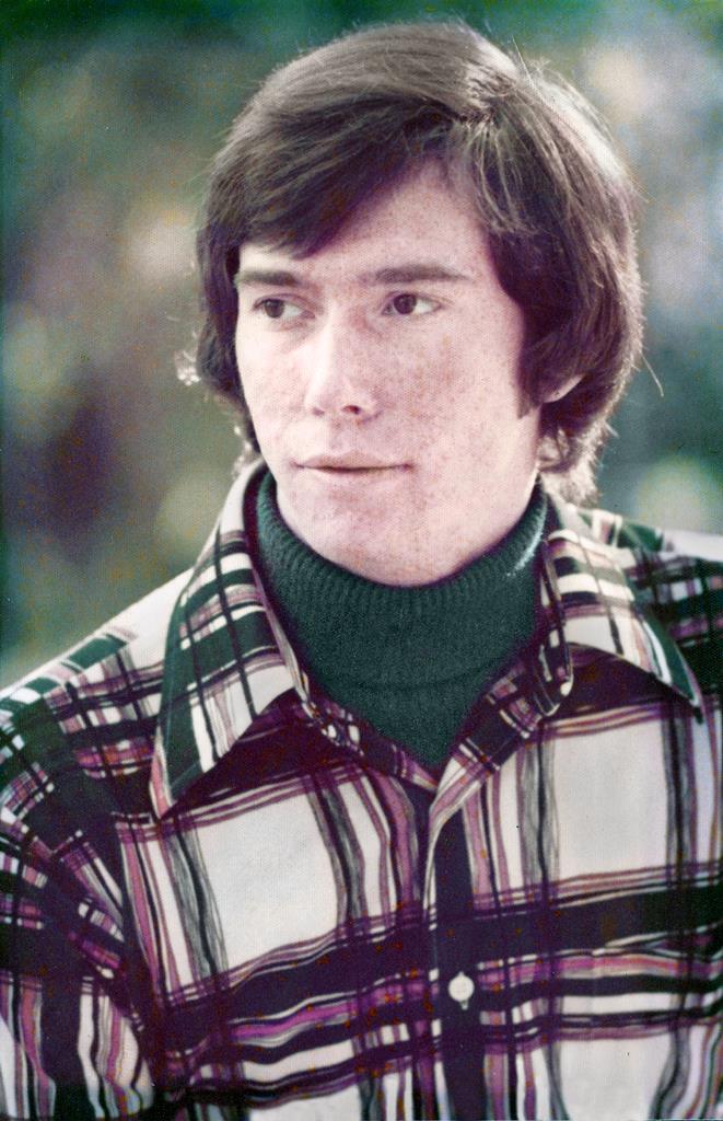 В 1973 Кип услышал голос Бога и решил стать проповедником!
